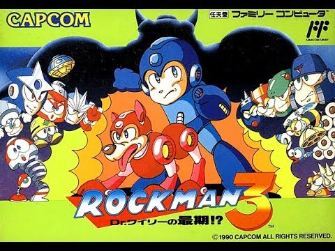 Mega Man 3 - Spark Man (2A03, Natsume Style) 0CC-FamiTracker