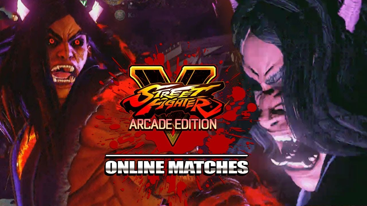 COMBOING INTO DEMON IS AMAZING - Kage: Street Fighter 5 (Online Matches)