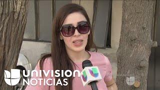 Emma Coronel habla por primera vez luego de su visita conyugal