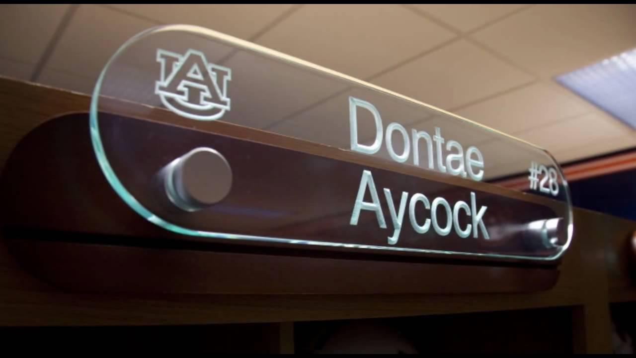 Auburn Football Locker Room Renovation