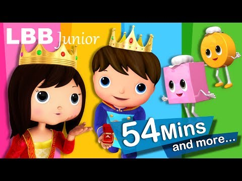 Princess And The Pea Story | And Lots More Original Songs | From LBB Junior!