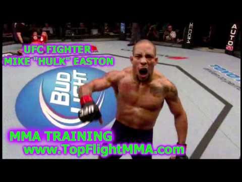 Top Flight MMA/ Team Lloyd Irvin UFC Fighter MIke Easton| Aberdeen MD|