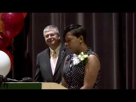 2015-16 Greenville County Teacher of the Year Program
