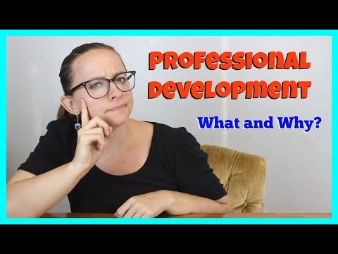 Professional Development: What and Why? ⎮ ASL Stew