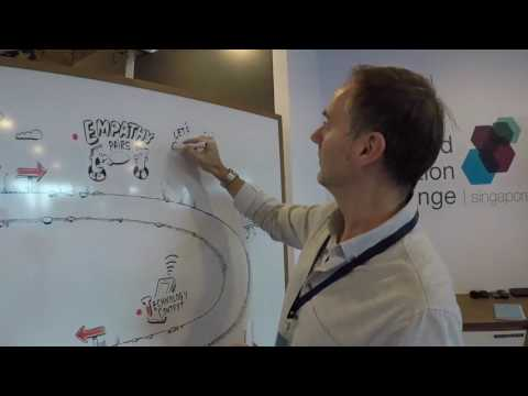 AIE Singapore Vlog 1 - Get to know our Singapore Accelerated Solution Environment