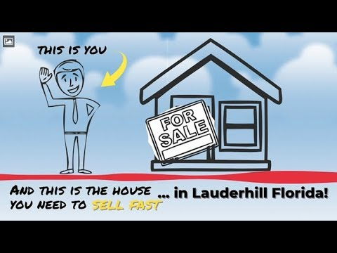 Sell My House Fast Lauderhill: We Buy Houses in Lauderhill and South Florida
