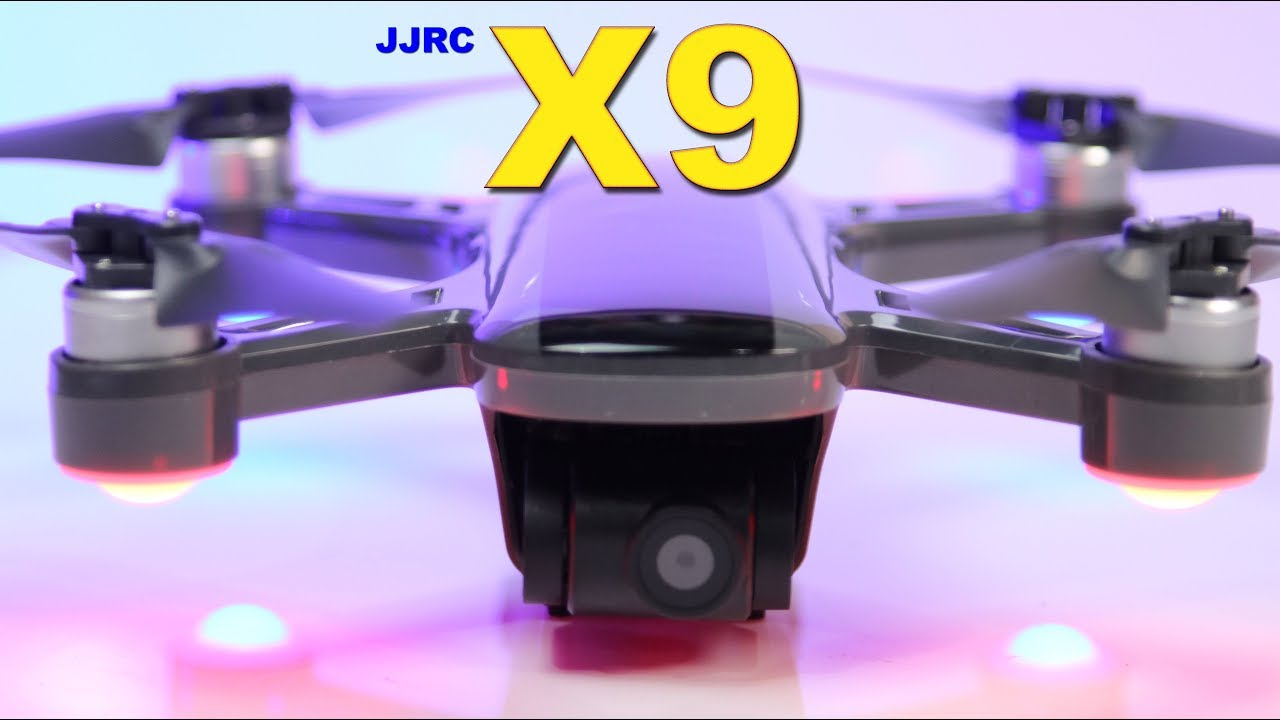 Jjrc X9 A Very Impressive Drone Youtube