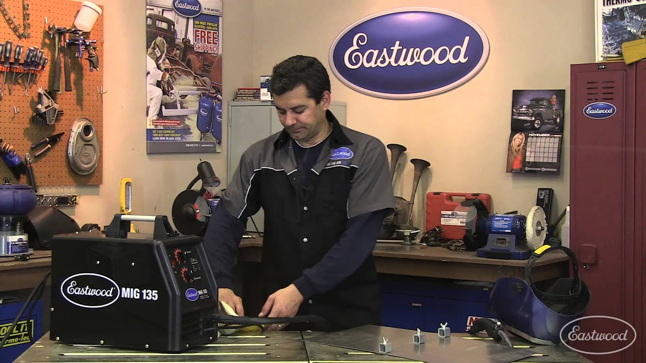 Lincoln MIG Welder vs Eastwood Welder - Comparison & Testing Plus Tips &  Techniques for Better Welds