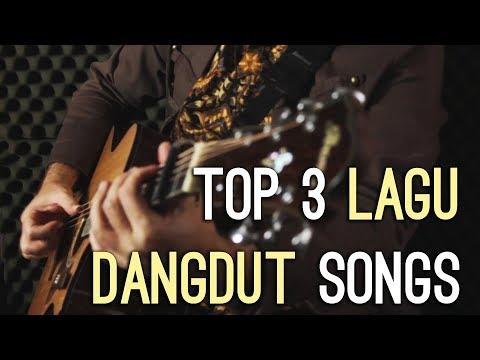 TOP 3 Lagu DANGDUT  | Fingerstyle Guitar | Igor Presnyakov