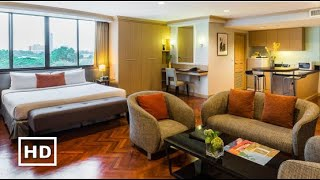 Cheapest HOTEL in Bangkok - $12 per person a night | The Peak Point