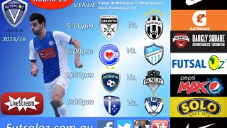 NIKE V-League, Round 15, 2016 thumbnail