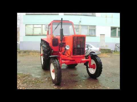 Русские трактора против Американских и Европейских - YouTube