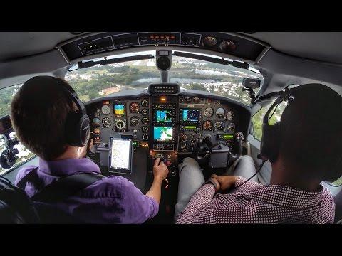 Flying Single Pilot  - VFR to IFR