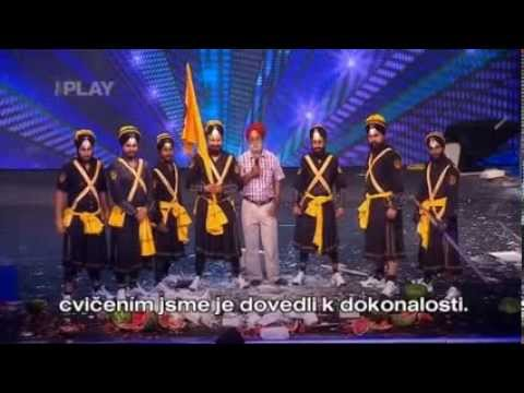 Bir Khalsa Group in Slovakia got talent