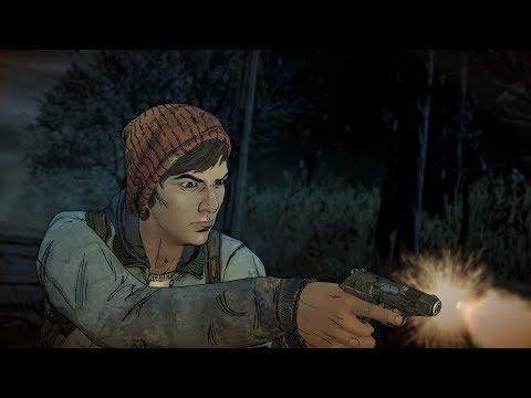 The Walking Dead The Definitive Series Season 3 - Gabe SHOOTS Conrad - RARE Choice