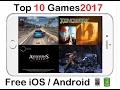 Top 10 Best iOS Games 2018 / iPad Air