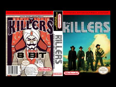 Smile like you mean it -The Killers-8-Bit