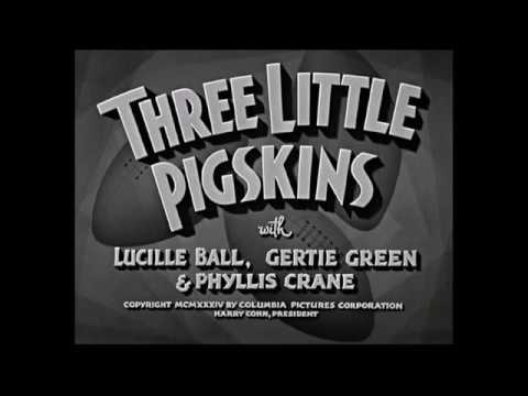 Lucille Ball, Gertie Green, Phyllis Crane - The Woman of THR