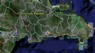 Haiti UFO And The Dominican Republic UFO - YouTube Fake-Hoax