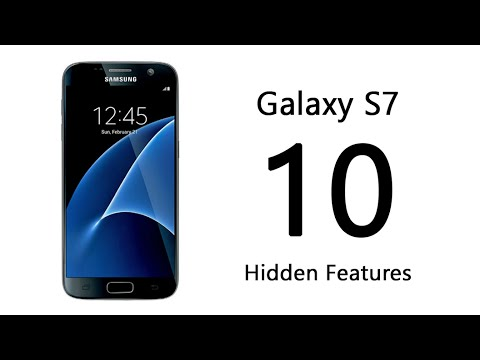 10 Hidden Features of the Samsung Galaxy S7 You Don