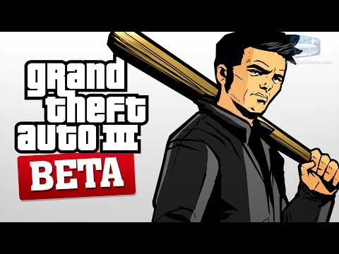 GTA 3 Beta Version and Removed Content - Hot Topic #9