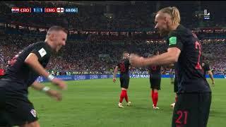 ¡CROACIA CONSIGUE EL EMPATE! | Croacia vs Inglaterra