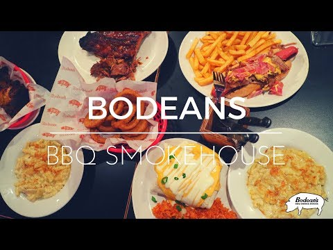 Bodeans Barbecue Shack   Best American Themed Diner in London?
