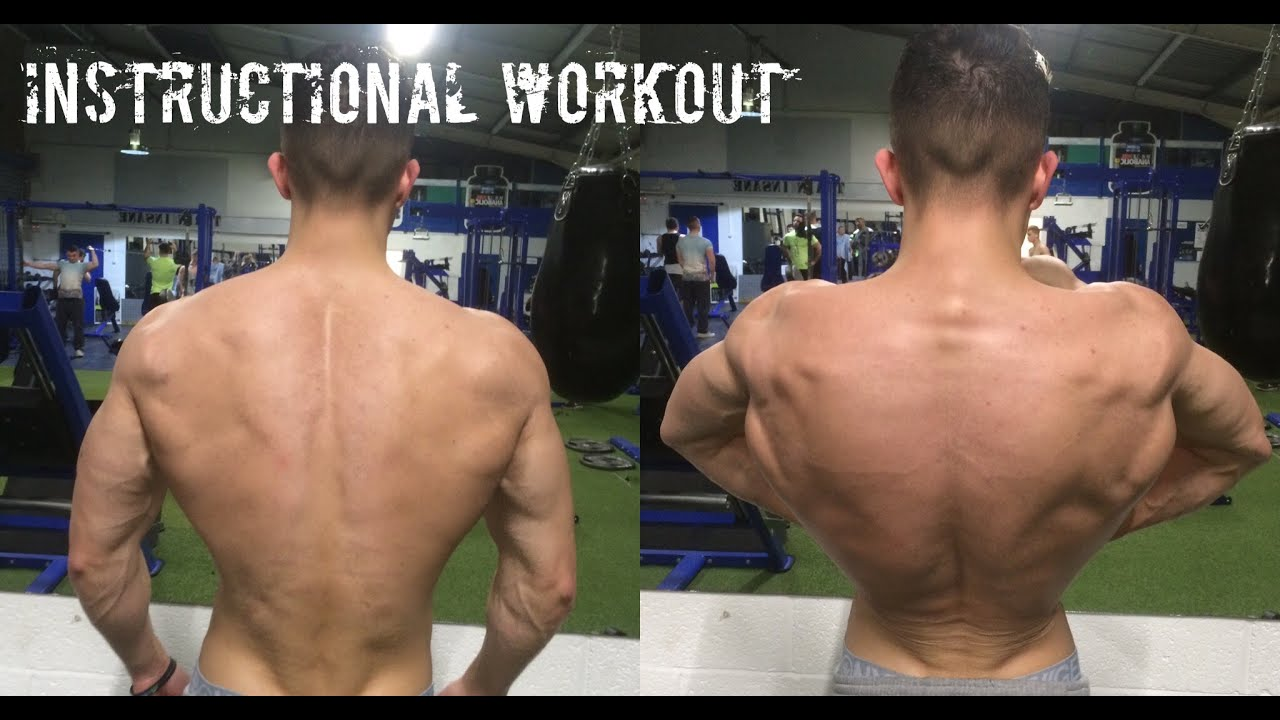 how to get rid of a wide back