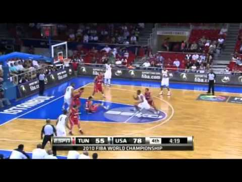 2010 Team USA FIBA World Championship Best Plays