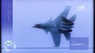 Sukhoi Knaaz - Su-33 Flanker-D Naval Fighter [480p]