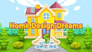 Home Design Dreams - Design My Dream House Games
