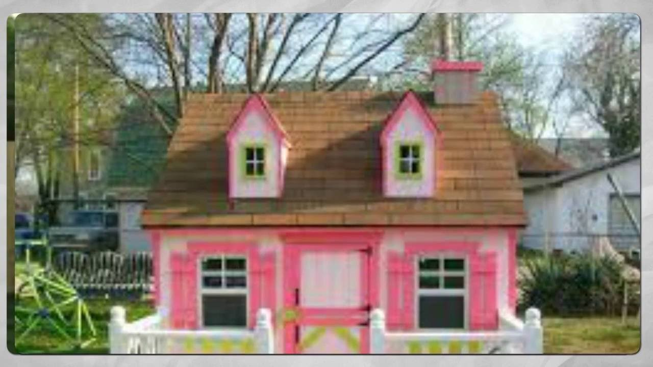 diy playhouses your kids will love to play build playhouse youtube