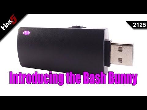 Introducing the Bash Bunny - Hak5 2125