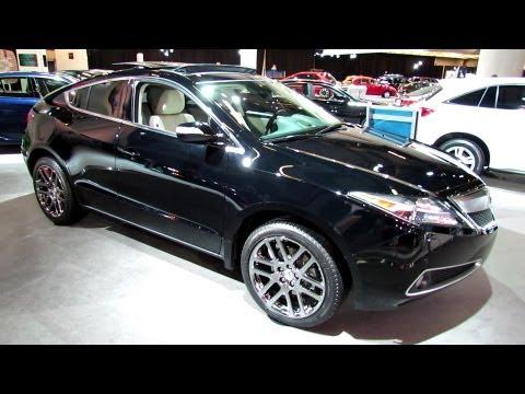 2013 Acura ZDX SH-AWD - Exterior and Interior Walkaround - 2013 Montreal Auto Show