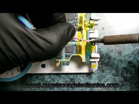 HOW TO FIX BROKEN SAMSUNG GALAXY S3 USB CHARGING PORT