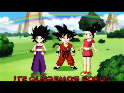 ¿Y si Kale y Caulifla eran del U7 y eran enviadas a la tierra con Goku?