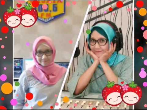 Penyiar & Reporter Radio Wijaya FM Sby