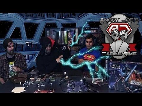 Star Wars: Epic Duels [AJ's TableTime!]