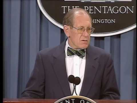 DOD NEWS BRIEFING, 21 MAY 1999 (REF# 990521-001)