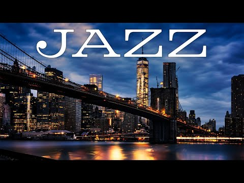 Nighty JAZZ - Relaxing JAZZ & Night City - Night Traffic JAZZ