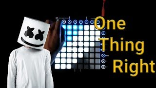 Marshmello x Kane Brown - One Thing Right (Duke & Jones Remix) // Launchpad Cover