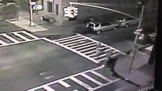 clip of bike being stolen