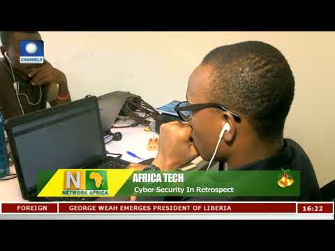 Cyber Security In Retrospect |Africa Tech|