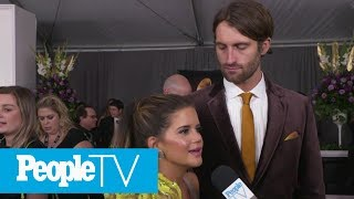 Maren Morris On How Important This Year Has Been For Women In Music | Grammys 2019 | PeopleTV