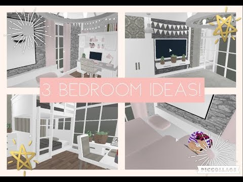 Welcome To Bloxburg Three Aesthetic Bedroom Ideas