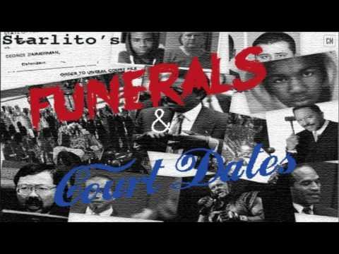 Starlito - Funerals & Court Dates [FULL MIXTAPE + DOWNLOAD LINK] [2012]