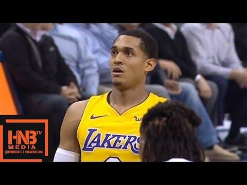 Los Angeles Lakers vs Memphis Grizzlies 1st Qtr Highlights / Jan 15 / 2017-18 NBA Season