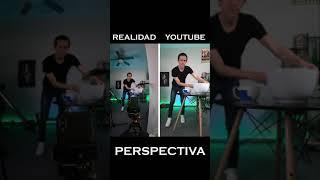 DETRÁS DE CÁMARA (magia revelada!) #shorts