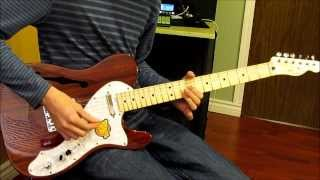 Fender Squire Thinline Telecaster Review