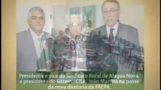 Gambar cover 23/03/2017 – SINDICATO NA TV - Ações nos municípios - Alagoa Nova (PB) / Alberto Vieira